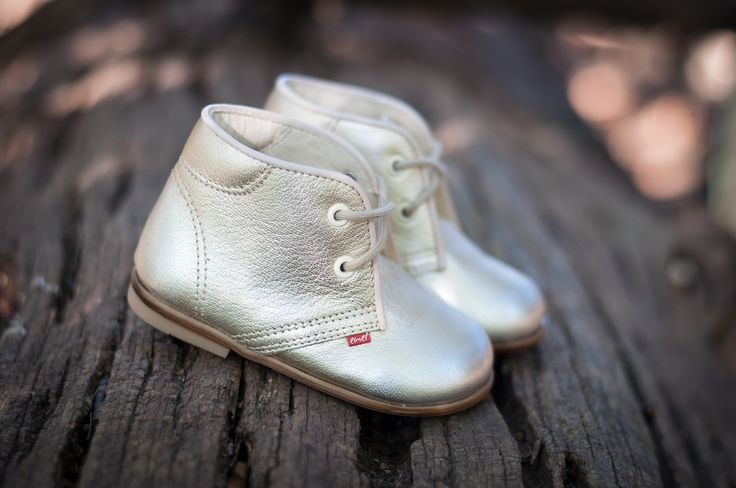 Emel Firest shoes gold. stylish shoes for girls