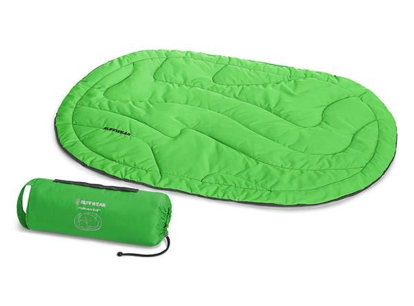 Cama para Perros Portable e Impermeable Highlands Bed de Ruffwear® Verde