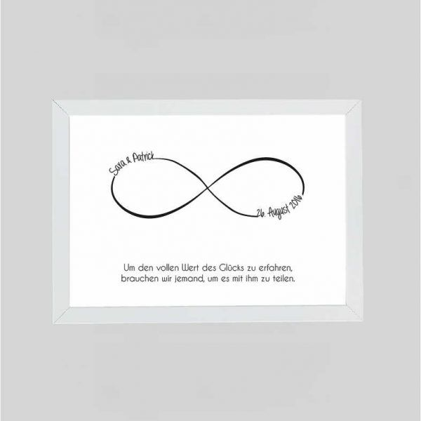 """Personalized picture """"Infinity"""""""