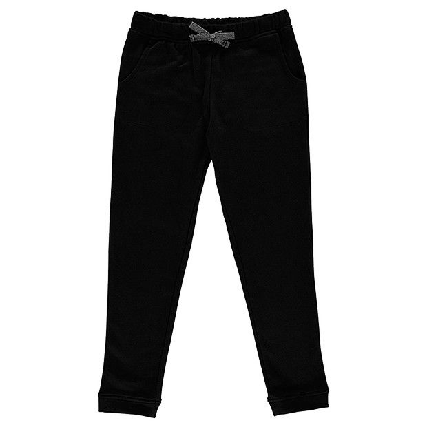 Basic Cuffed Trackpants