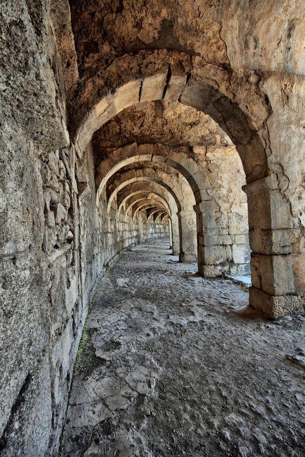 Aspendos,Antalya,Turkey