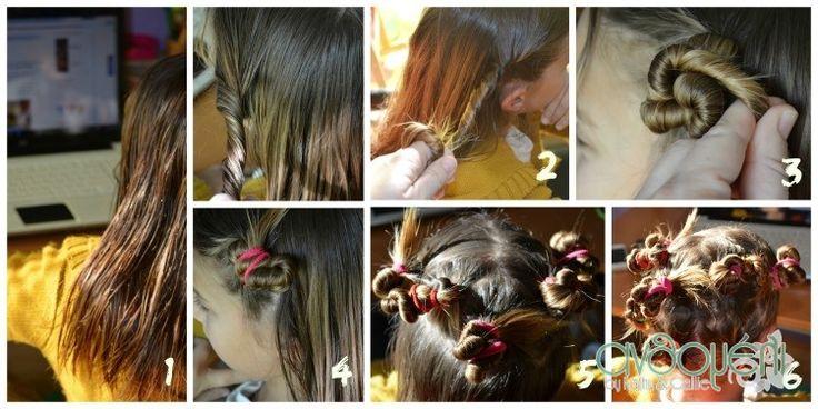 Hair styles for girls, Χτενίσματα για κορίτσια με ίσια μαλλιά, Anthomeli.com