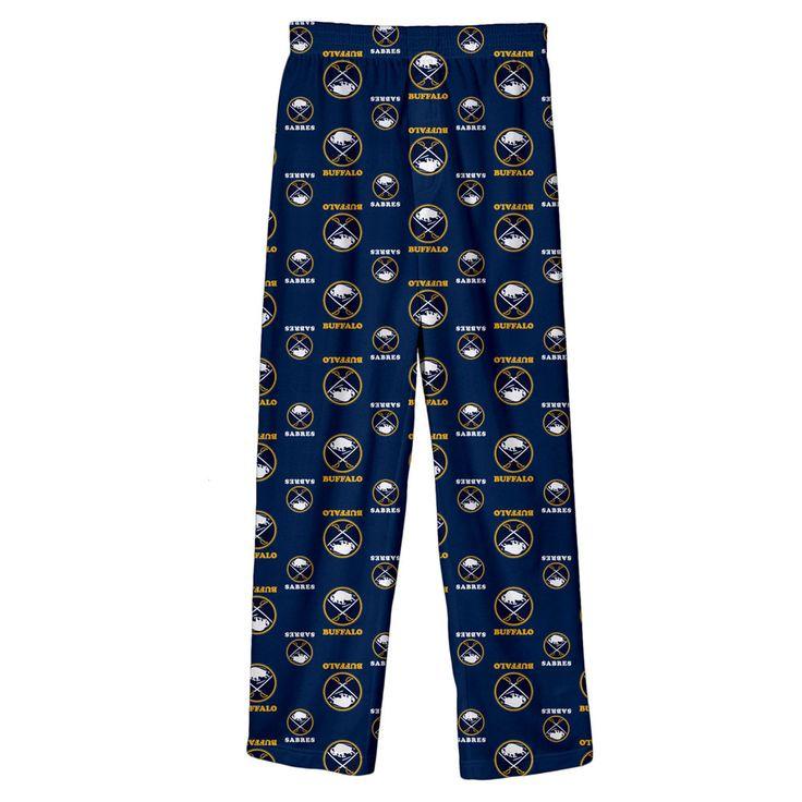 Boys 8-20 Buffalo Sabres Lounge Pants, Size: XL 18-20, Blue (Navy)