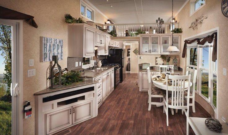 Kropf Lakeside Park Model | Retirement (MacMansion) | Pinterest | Park,  Models And Tiny Houses