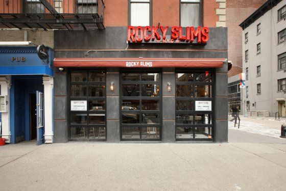 First Look at Rocky Slims, Angelo Romano's New Kips Bay Restaurant and Pizzeria -- Grub Street
