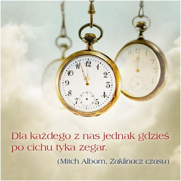 - Time flies with you - The Time Keeper by Mitch Albom