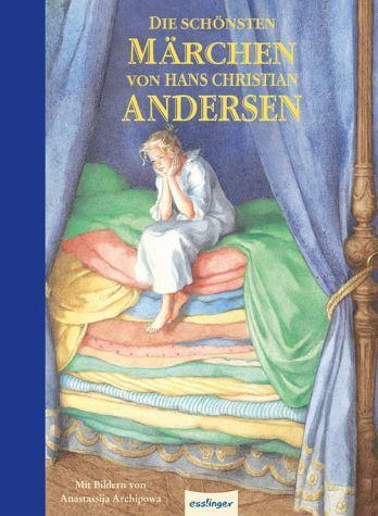 Die beliebte Märchensammlung von Hans Christian Andersen - ergänzt um das Elfenmärchen Däumelinchen - liegt jetzt in einer Neuauflage vor.Lassen wir uns entführen an den Hof des Kaisers, in den eisigen Saal der Schneekönigin, in die Tiefen des Meeres der kleinen Seejungfrau oder in die Welt der Blumenelfen.