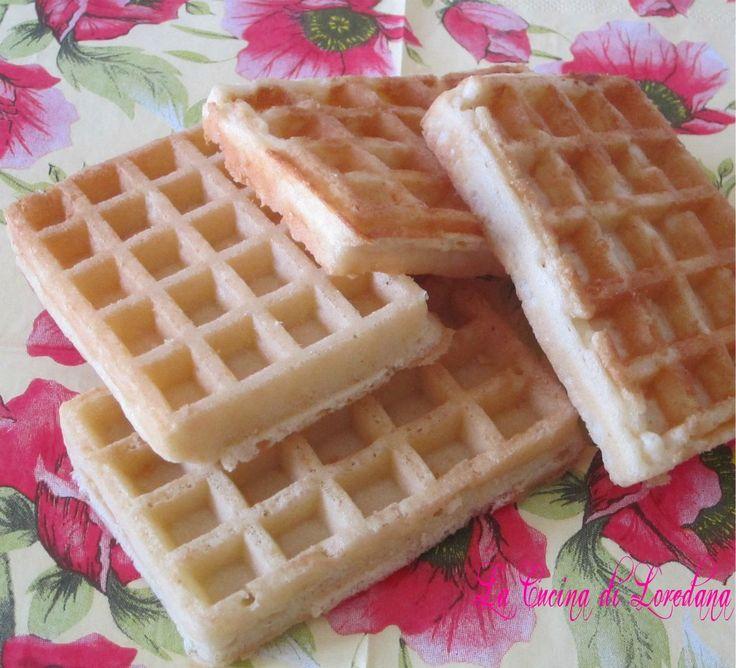 Waffel - Ricetta base, per una colazione veramente speciale