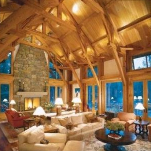 Vacation home.