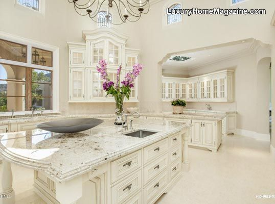 1000 images about hey good lookin whatcha got cookin for Luxury elegant kitchen designs
