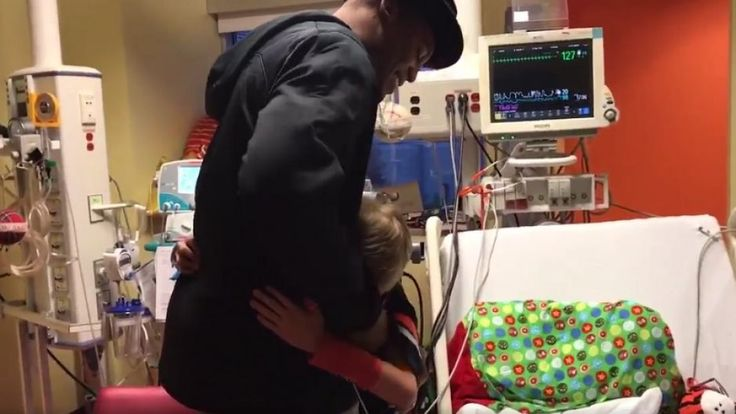 Watch Cam Newton grant a Christmas wish for young Auburn fan with severe heart condition #watch #newton #grant #christmas #young #auburn…