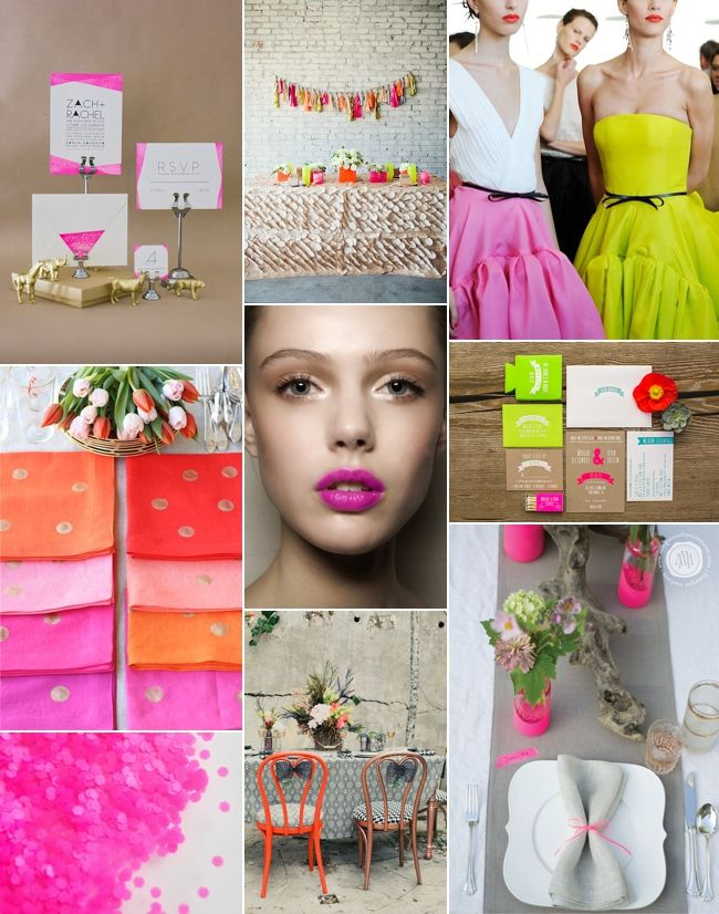 Neon Wedding | Destination Wedding Inspiration for Weddings Abroad | Fly Away Bride