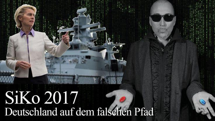 SiKo 2017 - Deutschland auf dem falschen Pfad