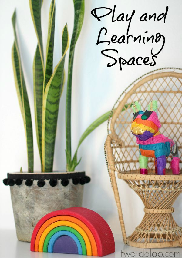 Creating Spaces for Play and Learning at Home - Twodaloo