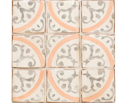 Love this pretty, pale tile pattern  Tabarka-Mediterranean 25
