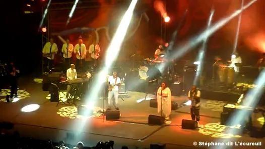 #Kassav en #concert au Théâtre Antique de #Vienne le Lundi 1er juillet 2013. #zouk #video