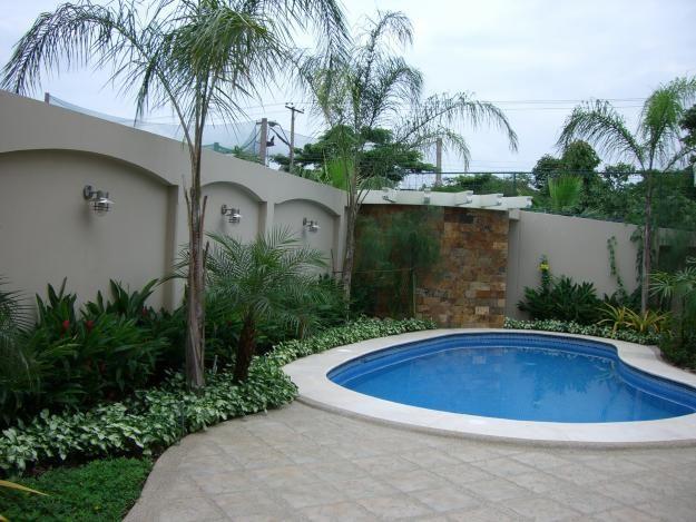 Areas verdes jardines dise o construcci n interiores - Jardines disenos exteriores ...