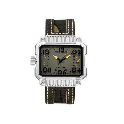 Check out our New Product  Fastrack Analog Watch COD Fastrack Khaki Green Dial Analog Watch For Men 3087SL02  ₹2,628