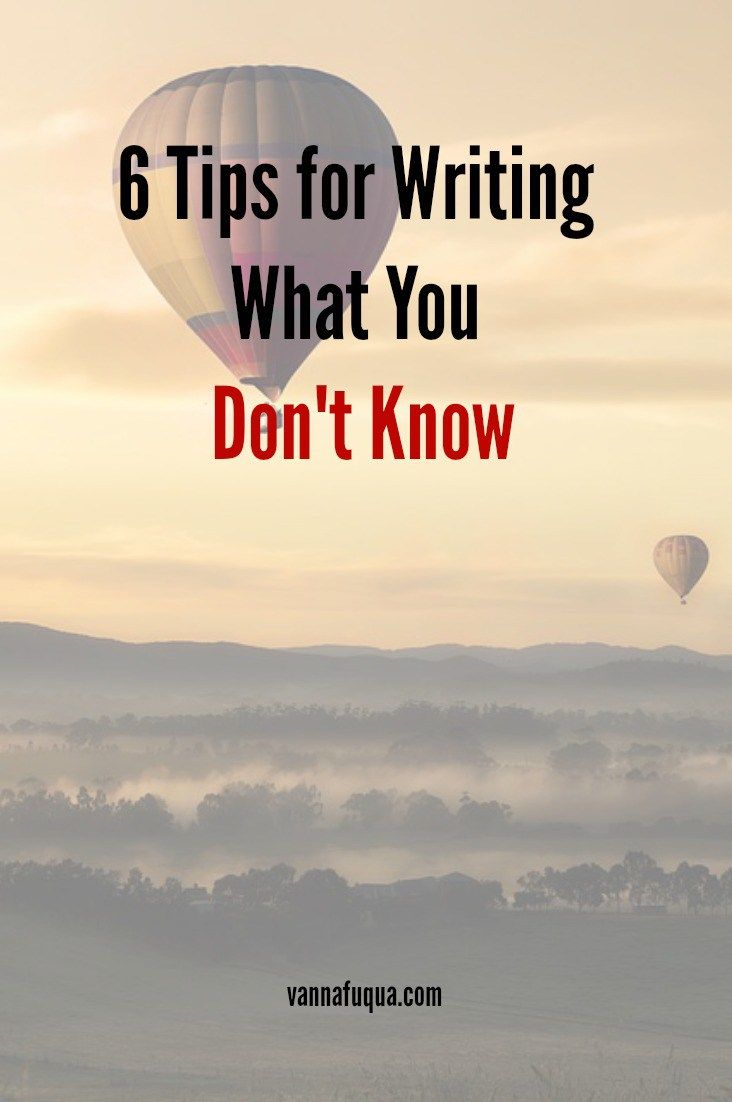 Writing what you know is a good place to start when you're a new writer. It gives you the practice without the torment of coming up with ideas. But it's limiting when it comes to writing a bo…