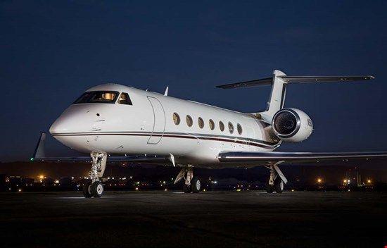 2007 Gulfstream G500 heavy jet #privatejet