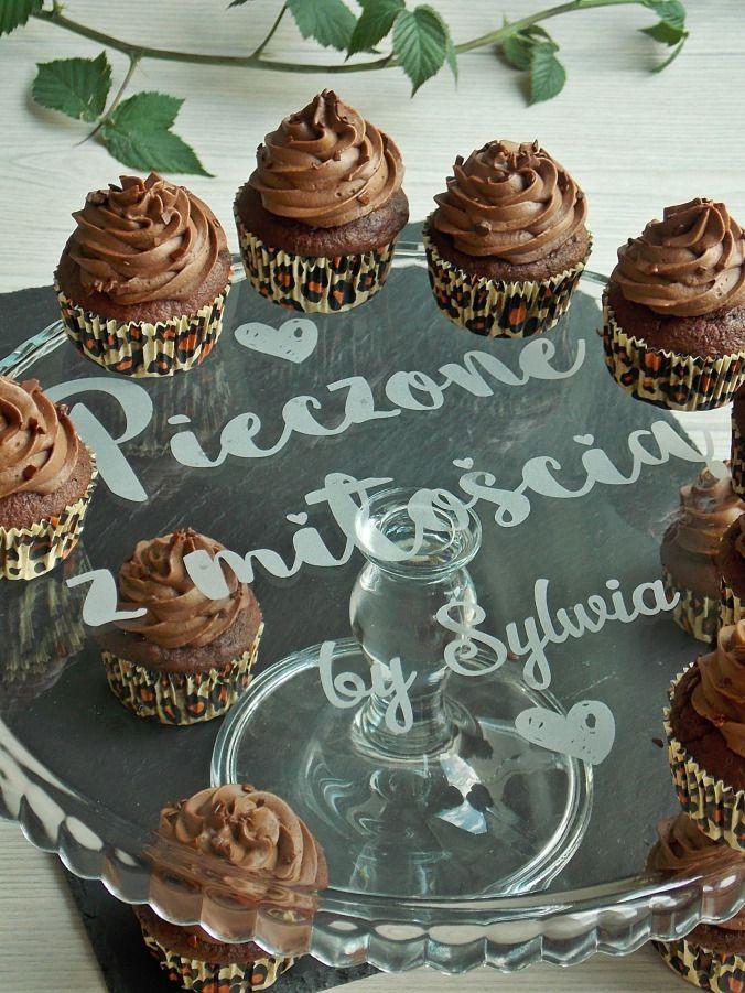 Čokoládové muffiny s repou