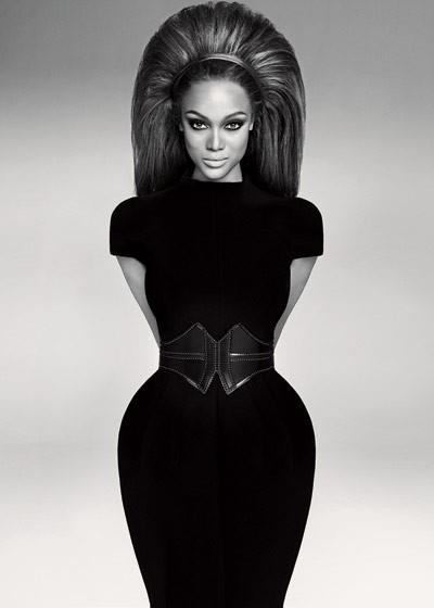tyra banks role model essay Essay about a good role model celebrities that are good role models essay tyra banks, can be a model for women and minorities alike she is host of the upn/the cw reality television show and america's next top model.