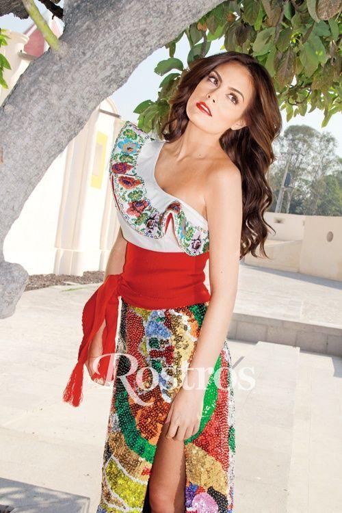 40e4c81c2 Vestidos estilo mexicano para 20 de noviembre fiestas patrias y mas ...