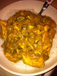 Chicken Curry - Slow Cooker recipe