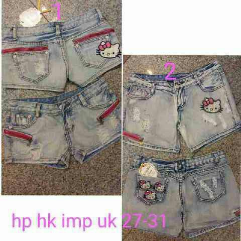 #hotpant #hellokitty #import, uk 27-31 @ 165.000