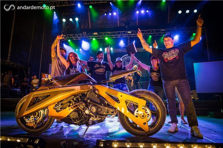 Todas as imagens da entrega de prémios do 25º Bike Show do Moto Clube de Faro. Para saber mais, siga esta ligação