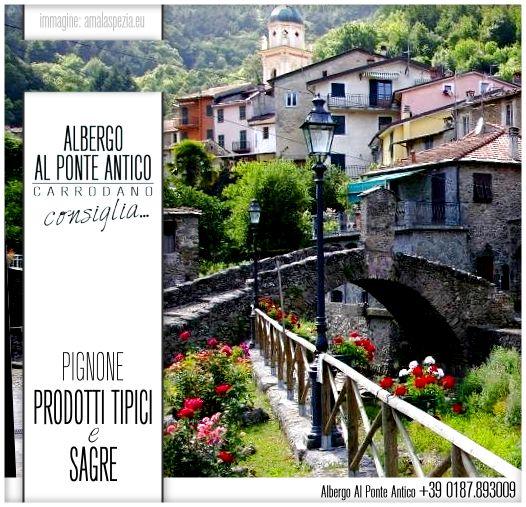 Albergo Al Ponte Antico Consiglia - Pignone - Prodotti Tipici e Sagre - La Spezia - Sagra del Polpo.png