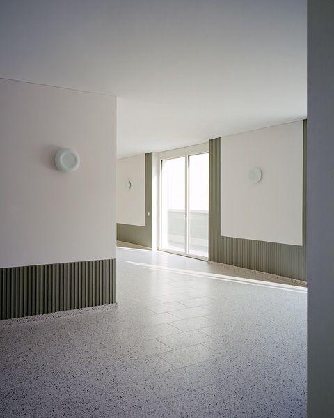 Alterswohnen Neustadt Zug, Miroslav Šik Architekt, 2013