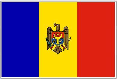Bandera del Moldavia, Bandera de Moldavia