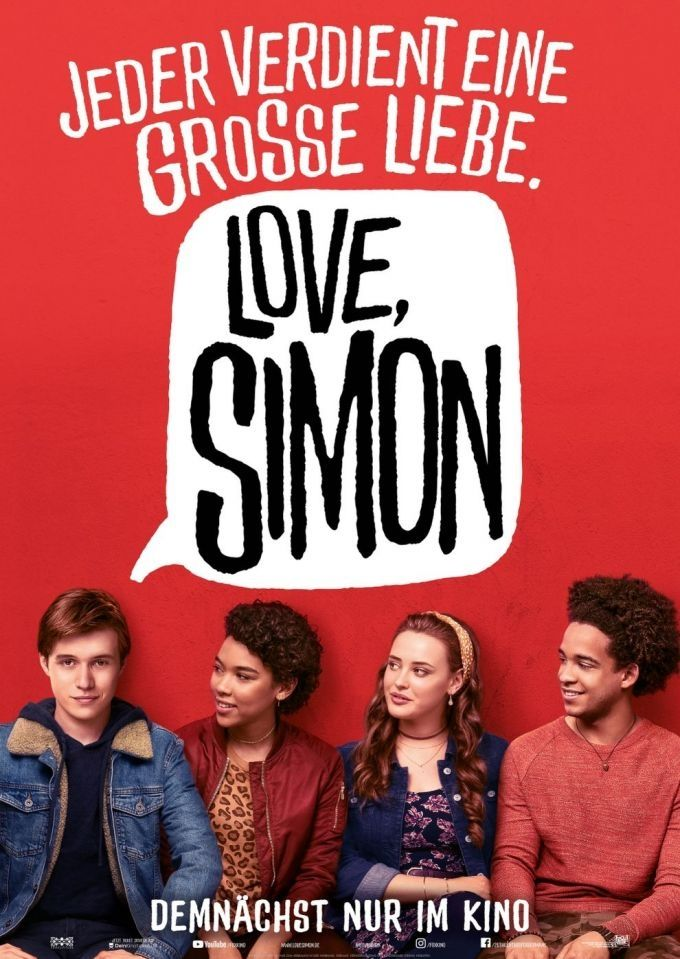 Love Simon Filme Filme Sehen Gute Netflix Filme