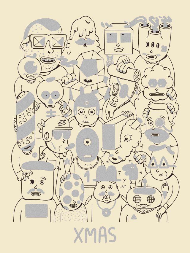 Brosmind / illustrations