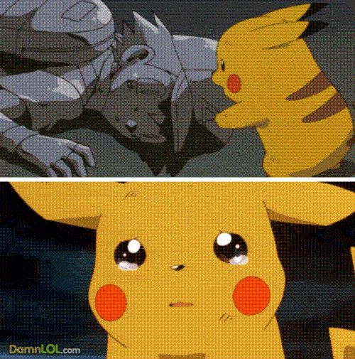 saddest moment in Pokemon history