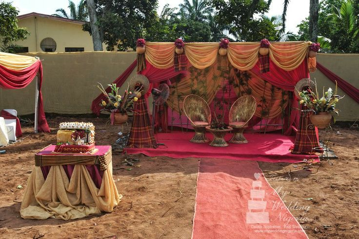 EikonWorld Photography Presents Uju and ObioraTraditional Wedding in Anambra State