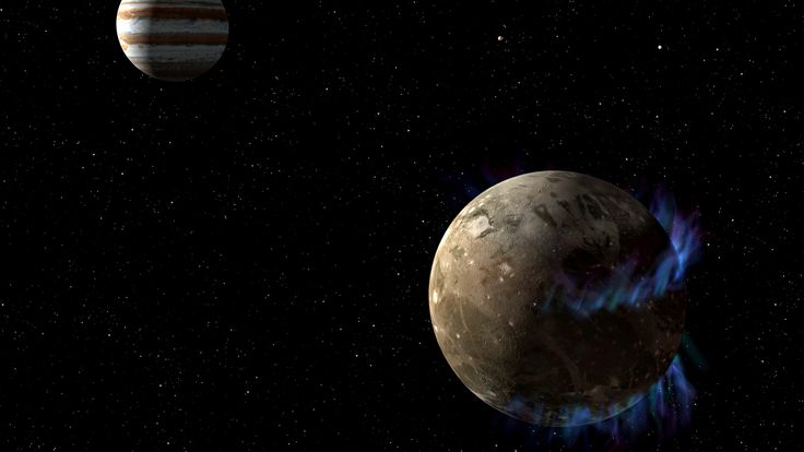 The largest moon in our solar system is hiding an ocean under its surface, according to observations made with the Hubble Space Telescope. Aurorae spotted by the telescope, confirmed the...