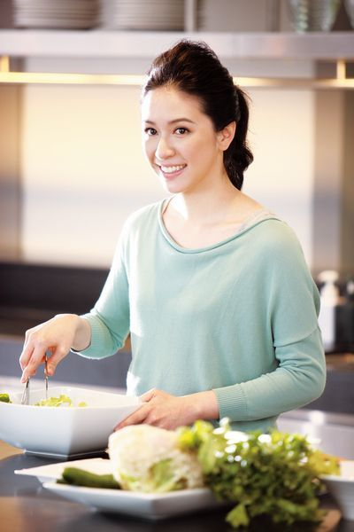 蔡依珊的美食記憶「做菜是一件簡單又開心的事」beauty321.com 分享妳的美麗