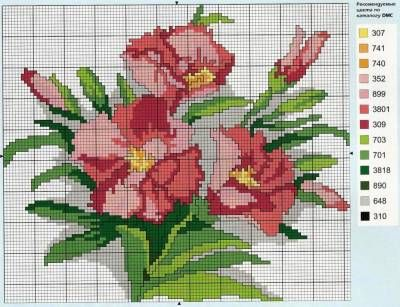 Petals Lilies - Lilies - Flowers - File Catalog - HOBBY