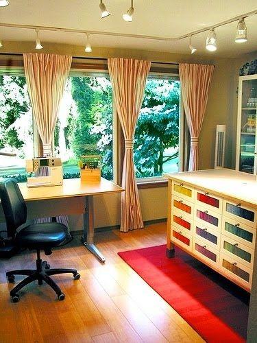Best Craft Room Designs: 1424 Best Craft Studio Ideas Images On Pinterest