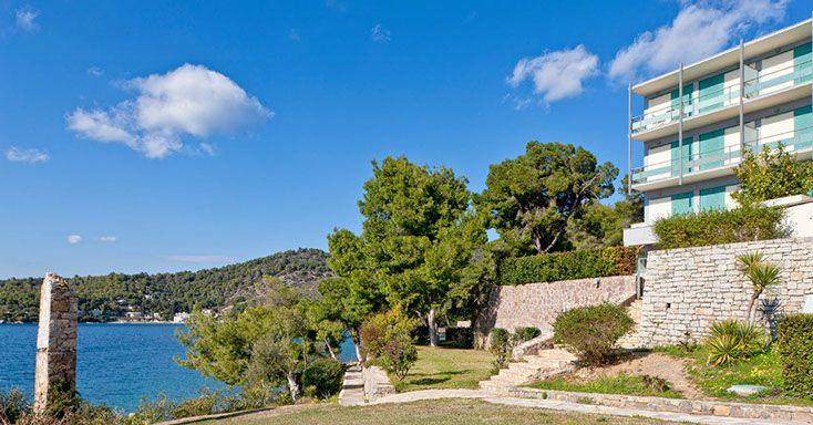 HIP GREECE | HOTELS | XENIA POROS IMAGE HOTEL