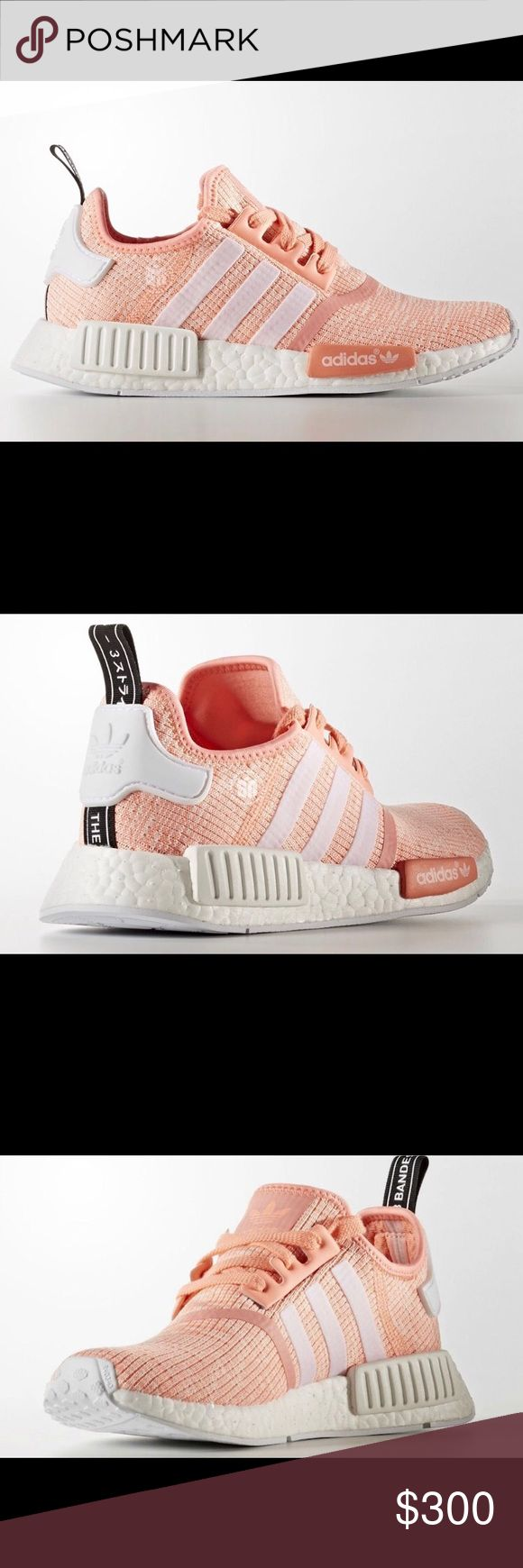 Adidas NMD Sun Glow -New Release New release 04-06-17. It has shipped from Adidas Warehouse. Size 5.5. No trades. Adidas Shoes Sneakers