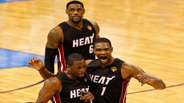 Fantasy Basketball Stud Performers: Big Three Heating Up for Miami Heat