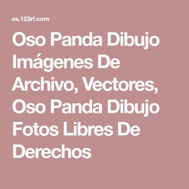 Oso Panda Dibujo Imágenes De Archivo, Vectores, Oso Panda Dibujo Fotos Libres De Derechos