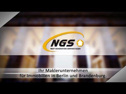 NGS GmbH Immobilienmakler - Immobilie, Haus, Wohnung, Grundstück kaufen und verkaufen in Berlin - YouTube
