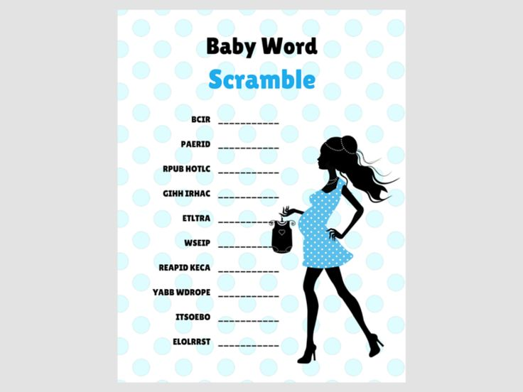 modern baby shower games printable baby shower game baby shower