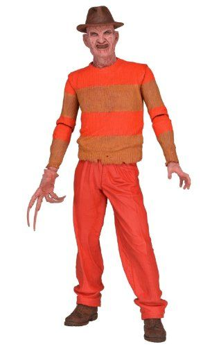 Nightmare Freddy Krueger 7 Inches Classic 1989 Video Game Appearance @ niftywarehouse.com #NiftyWarehouse #NightmareOnElmStreet #Halloween #Freddy #FreddyKrueger #Horror #HorrorMovies