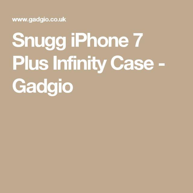 Snugg iPhone 7 Plus Infinity Case - Gadgio