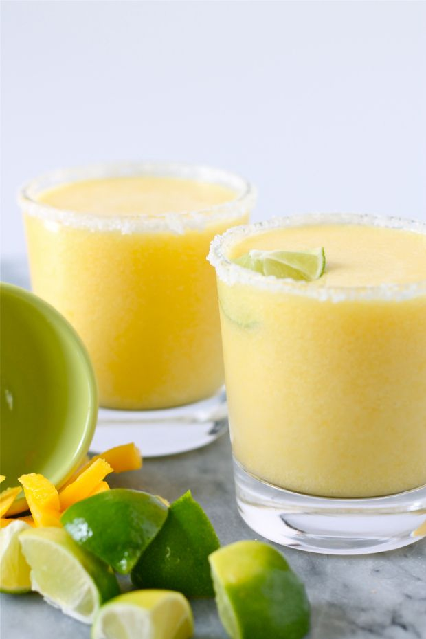 pineapple mango vodka smoothies